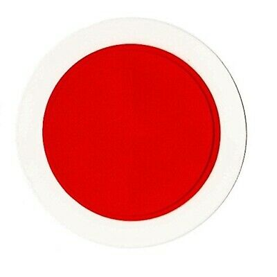 STYLARIZE® 25x Universal Road Car Van Tax Disc Holder Self Adhesive (Red) • 17.95£
