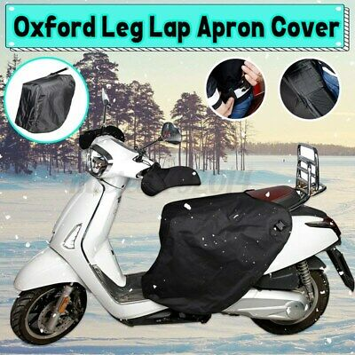 UK Bike Knee Warmer Leg Cover Winter Scooter Apron Wind Rain Protection Blanket • 25.99£
