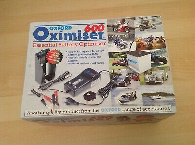 Oxford Oximiser 600 Motorcycle Battery Oximser • 20.99£