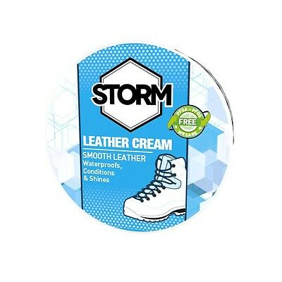Storm Leather Cream Neutral • 5.99£