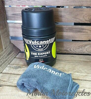 Vulcanet Cycle / Bike All-in-one, Cleaning, Degreasing, Polishing, Lubricant NEW • 24.95£