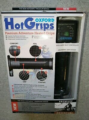 Oxford Hot Grips - Premium Adventure Heated Grips Ox690 • 69.99£
