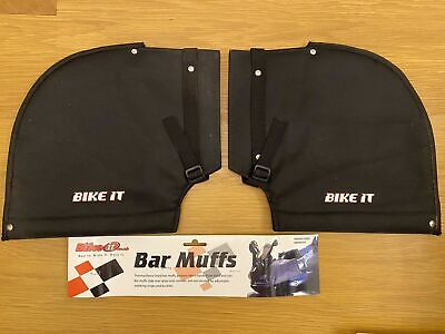 Motorcycle Bar Muffs Thermal Lined HF355sHF10t2 • 15£