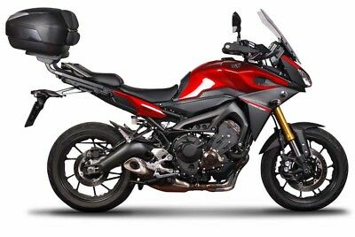 SHAD Yamaha MT-09 Tracer 15-17 SH45 Top Box And Fitting Kit - Next Day Delivery • 208.65£