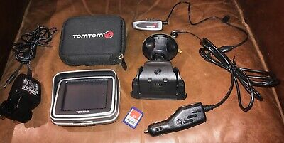 TomTom RIDER 2nd Edition With Bluetooth Headset • 45.99£