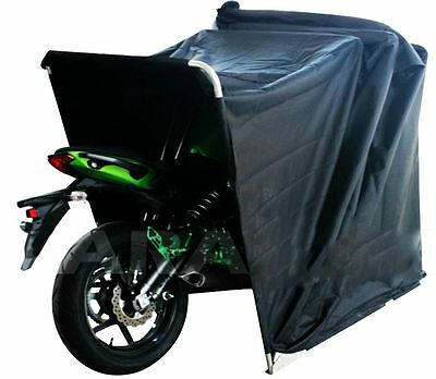 Large Waterproof Motorcycle Cover. Mobility Scooter, Motorbike, Bike Shelter • 159.95£