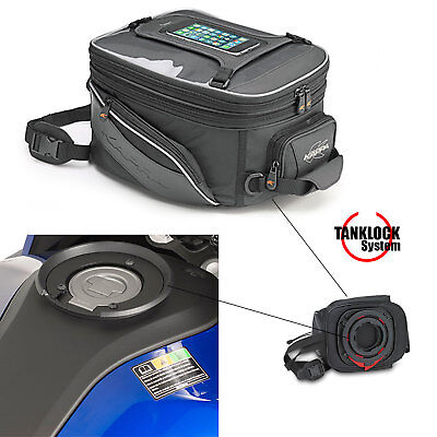 Honda Crosstourer 1200 2015 Kappa Racer Tanklock Bag 14L With Fitting • 112.98£