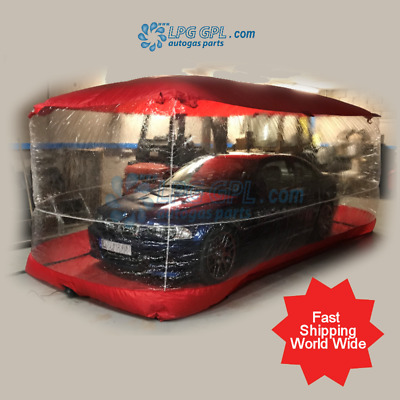 Car Bubble Indoor Air Bubble Inflatable Car Cover 4.7 X 2.1 X 1.7 CarCoon Cacoon • 419.99£