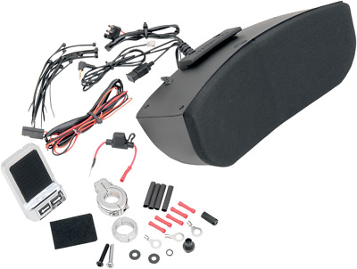 Hogtunes Memphis Shades Front Batwing Fairing Speaker Kit For Harley Davidson • 247.25£