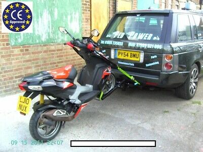 A TRAILER TRIKE/MOTORCYCLE/SCOOTER QUICK RELEASE TOWING FRAME A • 165£
