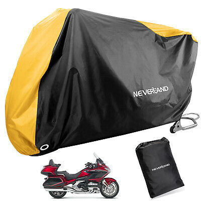 XXXL Bike Waterproof Motorcycle Cover For Honda GL 1800 1500 1200 1100 Gold Wing • 15.99£