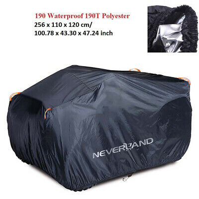 XXXL ATV Quad Bike Motorcycle Cover Outdoor Rain All Weather Storage Protector • 14.99£