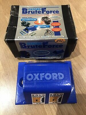 Oxford Brute Force Ground Anchor • 5.50£