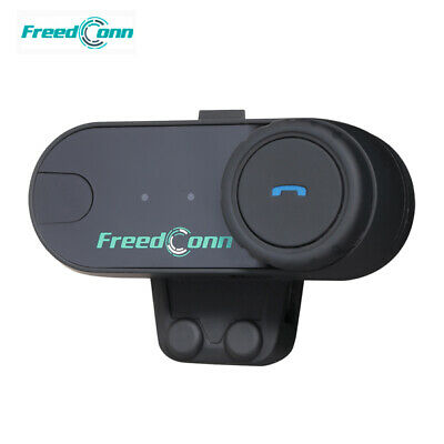 T-COM OS Bluetooth Motorcycle Helmet Intercom Soft Headset Headphone FreedConn • 34.95£