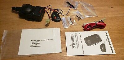 New Acumen Alarm Motorcycle Serie 900 Bike Scooter Clearance RRP £100 UK Brand  • 28£