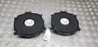 BMW X5 E70 CENTRAL PAIR SPEAKERS SUB WOOFERS 6971880 2007 To In 2013 • 29.99£