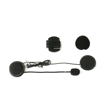 Headphone Mic Fit Motorbike Bluetooth Helmet V6 Intercom Hands Free Microphone • 8.85£