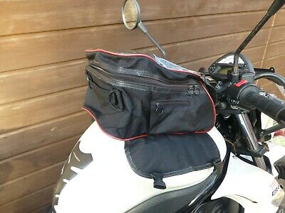 Magnetic Motorcycle Tank Bag • 15£