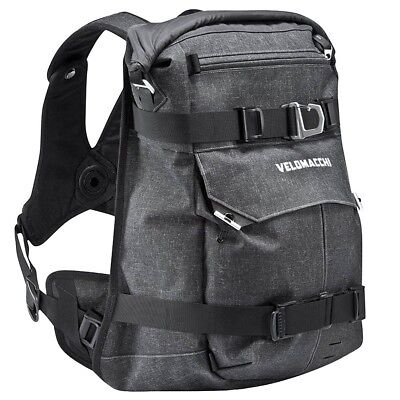 Velomacchi Speedway Roll-Top 40L Motorcycle Backpack • 254.50£