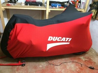 Ducati Monster Indoor Bike Cover - Fits All Models • 64.99£