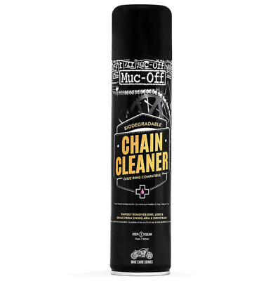 Muc-off Motorcycle Biodegradable Chain Cleaner - 400ml • 8.99£