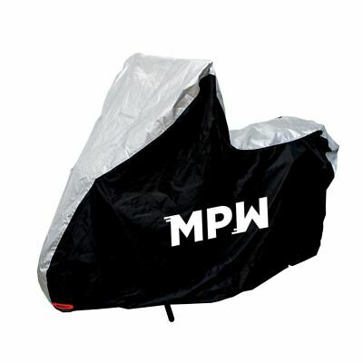 MPW Waterproof  Heavy Duty Motorcycle Moped Scooter Outdoor Rain Cover - Medium • 14.95£
