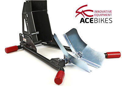 Acebikes Motorcycle Stands Radhalter Rocker Steadystand Multi 15 To 21 Inch • 140.32£