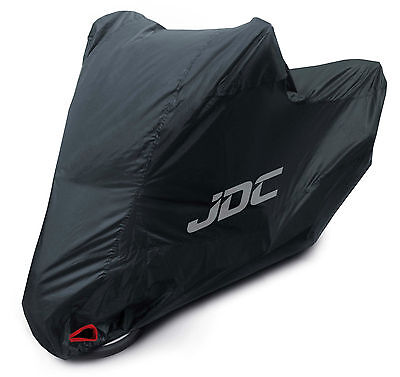 JDC Waterproof Motorcycle Cover Breathable Vented ULTIMATE HEAVY DUTY -  XL • 61.99£