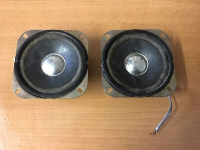 Honda GoldWing GL1200 1985 Pair Of Genuine 8W Speakers EAS-10P166SE • 31.99£