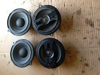 2004 Dci Renault Scenic Set Of Speakers  • 24.99£