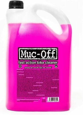 Muc Off Motorcycle Motocross Bike Nano Cleaner 5 Litre Twin Pack 10 Litres Refil • 23.79£