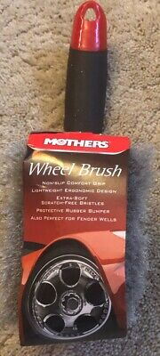 Mothers Non-slip Comfort Grip Extra Soft Wheel Brush • 9.99£