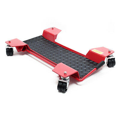 Motorcycle Dolly Park-and-move Bike Stand Mover Centre Stand  Max 250 Kg • 48.02£