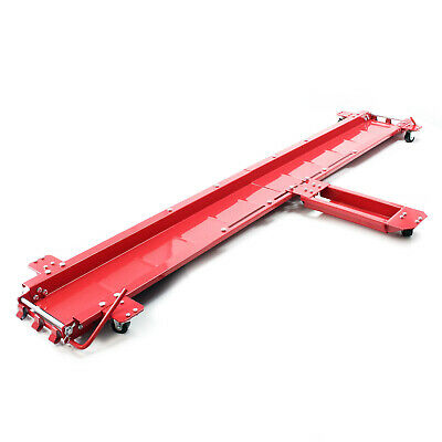 Motorbike Motorcycle Parking Dolly Stand 567kg Garage Mover Paddock Easy Park • 77.29£