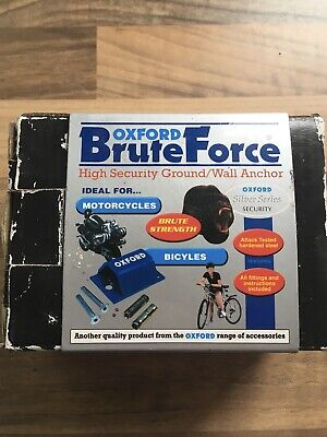 Oxford Brute Force Ground Wall Anchor • 5£