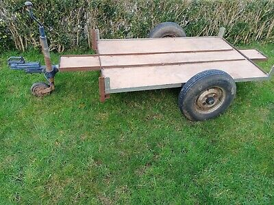Motorcycle Trailer • 25£