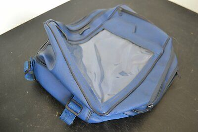 Bagster Honda Cbr 11oo Xx Blackbird Tank Bag In Blue 1 • 95£