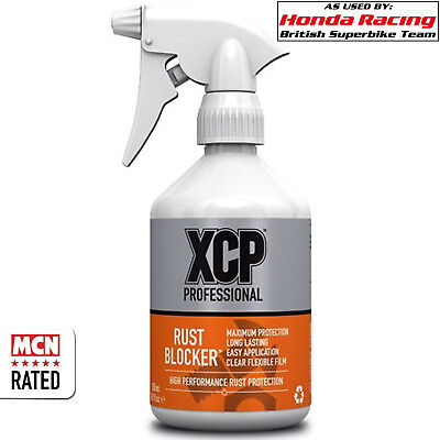 XCP Rust Blocker High Performance Corrosion Protection 500ml Trigger Spray Bike • 18.75£