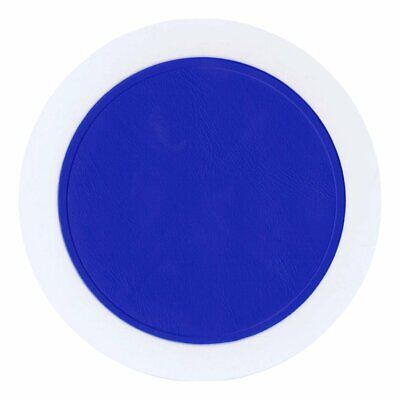 STYLARIZE® Car Parking Permit Holder / Road Tax Disc Holder Self Adhesive Blue • 1.80£