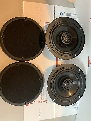 14-20 Harley Davidson Electra Glide Tour Pak Speakers W/ Grilles (TWO) 76000096 • 32.21£