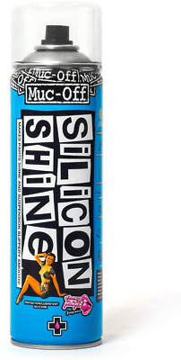 Muc Off Silicon Shine Ultimate Bike Spray 500ml Silicon Shine Not Only Leave NE • 9.08£