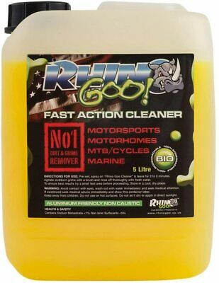 Rhino Goo Fast Action Cleaner 5 Litre • 16.50£