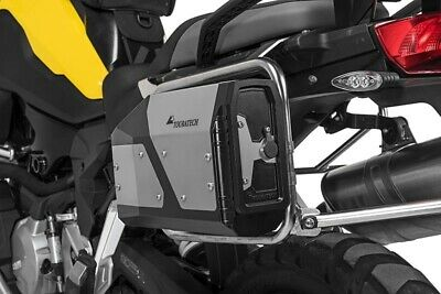 Tool Box For Touratech Luggage Carrier, Outdoor Installation • 149.24£