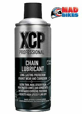 XCP Chain Lube : Premium Processional Quality Motorcycle Chain Lube 400ml  • 12.50£