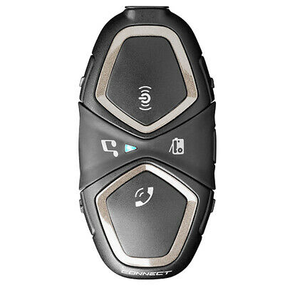 Interphone Connect Single Motorcycle Bluetooth,quality Music & GPS Directions • 93.59£