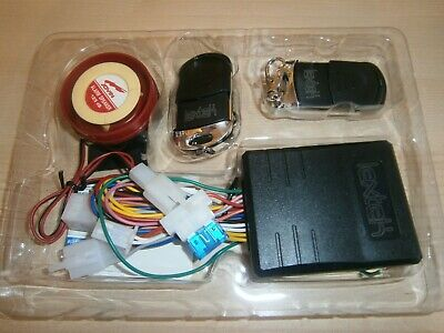 Motorcycle Alarm Universal System New • 14.99£