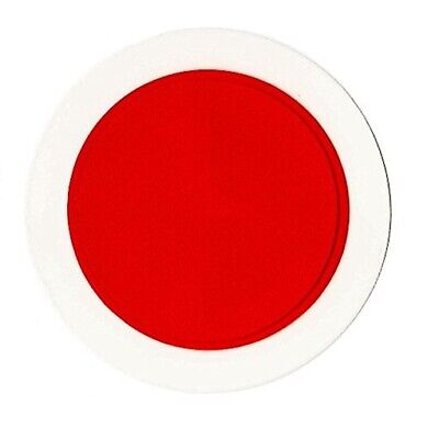 STYLARIZE® Car Parking Permit Holder / Road Tax Disc Holder Self Adhesive Red • 0.99£