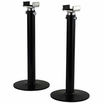 BikeTek Motor Bike Motorcycle Swingarm Storage Stands • 29.99£