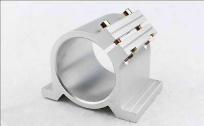 80mm Replacement Parts Spindle Holder For CNC Aluminum Profile Fixed Motor Clip • 21.99£