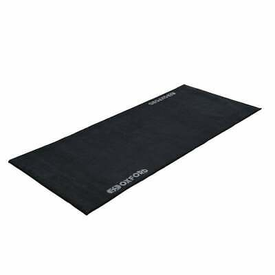 Oxford Motor Bike Motorcycle Workshop Pit Mat - Black (800mm X 1900mm) • 35.89£